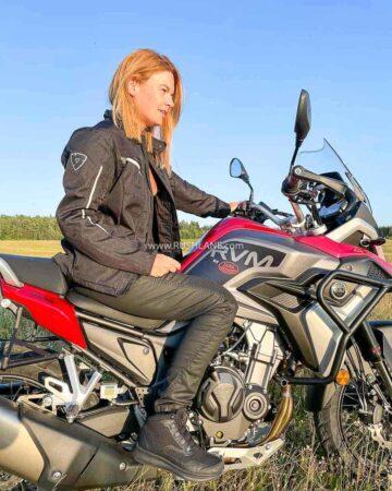 Jawa 500cc Adventure Motorcycle