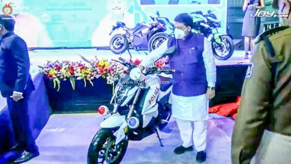 Joy Electric Motorcycle
