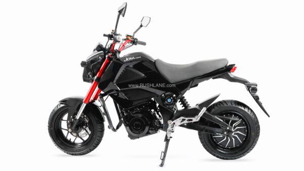 Joy Electric Motorcycle - Monster