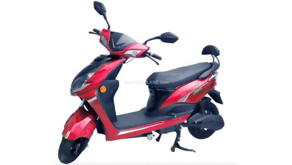 Joy Electric Motorcycle - Gen Next