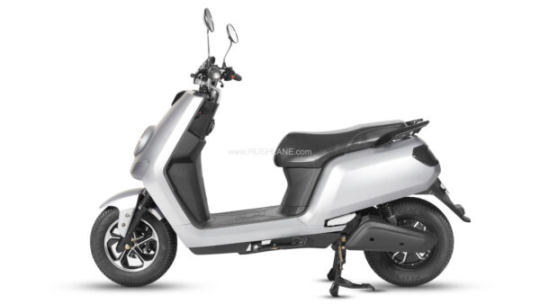 Joy Electric Motorcycle - Glob