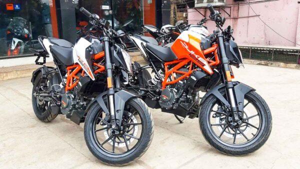KTM India Price Hike July 2021