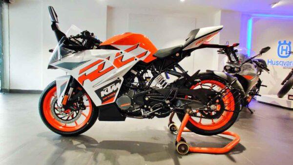 KTM India Sales Exports June 2021