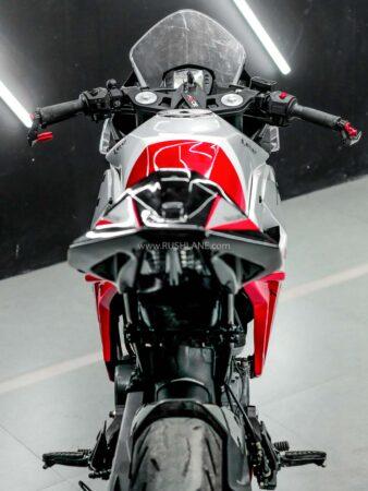 KTM RC 200 Modified