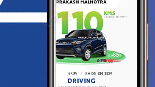 Upcoming Mahindra KUV100 Electric