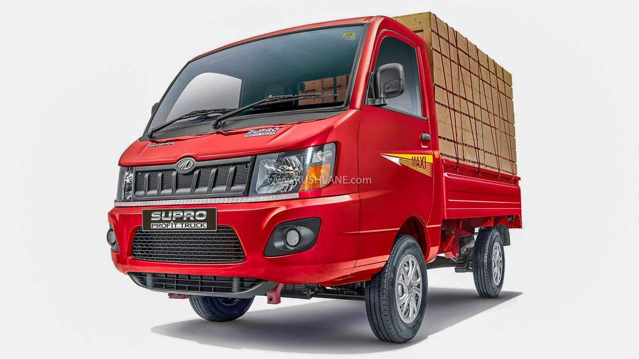 Mahindra Supro Profit Truck