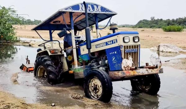 Mahindra Swaraj Tractor Sales June 2021