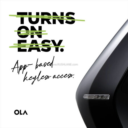 Ola Electric Scooter - New Teaser