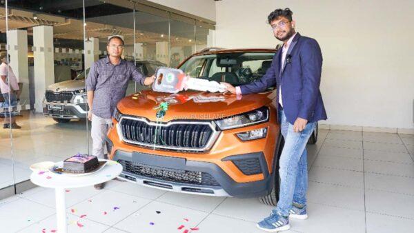 Skoda Kushaq First Owner India