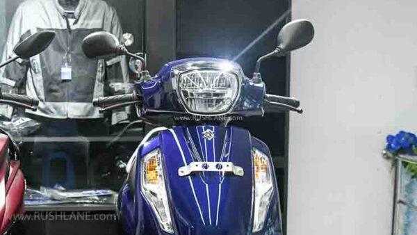 New Suzuki Gixxer