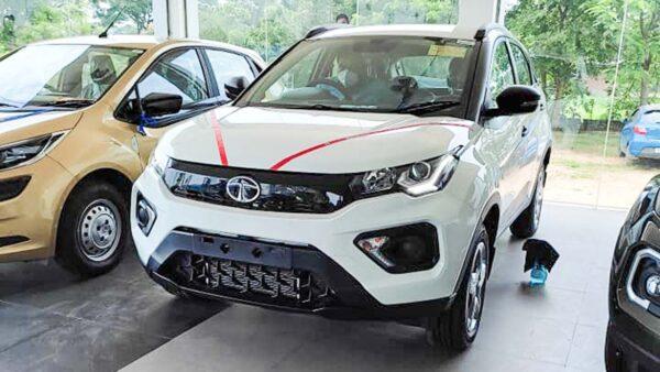 Tata Nexon H1 2021 Sales