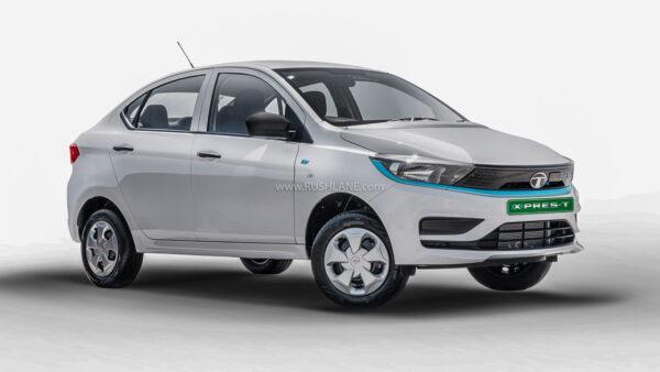 Tata Tigor Electric - XPRES T EV