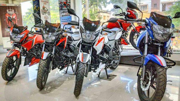 Top 10 Motorcycles June 2021