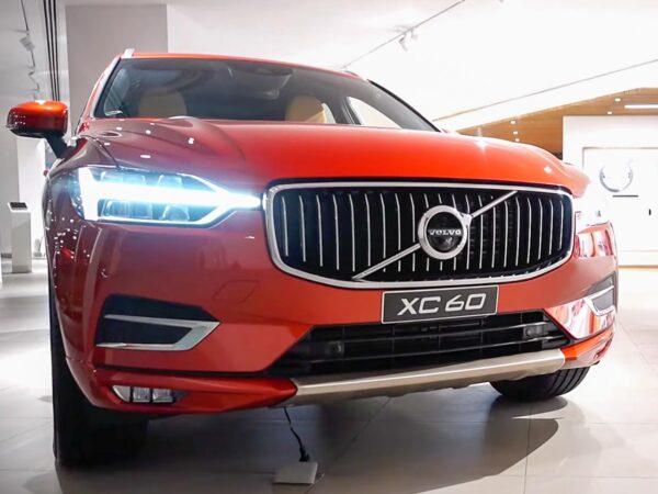 Volvo XC60 was best seller