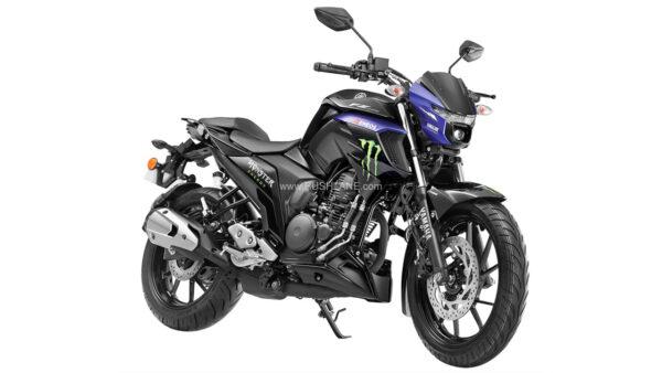 2021 Yamaha FZ25 MotoGP Edition