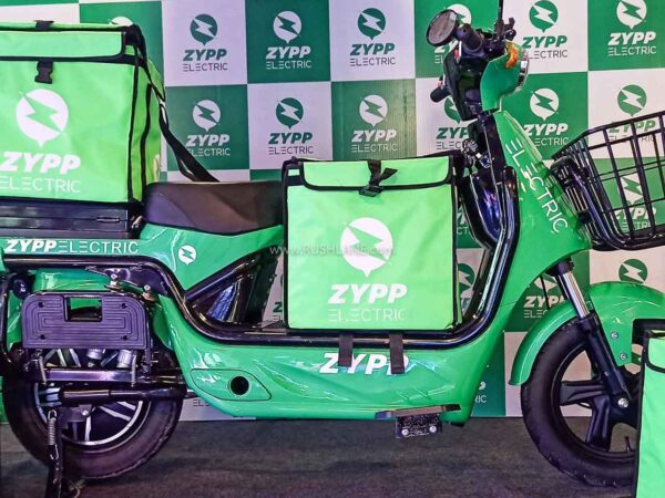 Zypp Electric Scooter