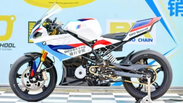 2021 BMW G310R Modified