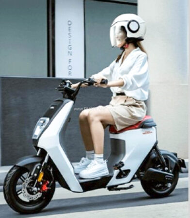 Honda U-BE Electric Scooter
