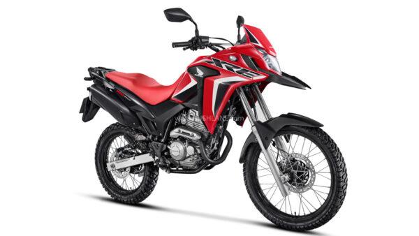 2021 Honda XRE 300