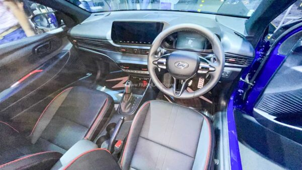 New Hyundai i20 N Line