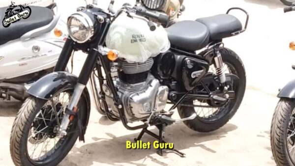 Royal Enfield Classic 350 New Colour