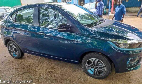 Tata Tigor Electric Sedan