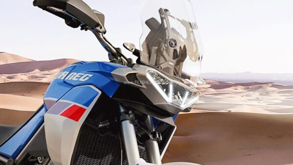 Aprilia Tuareg 660 Adventure