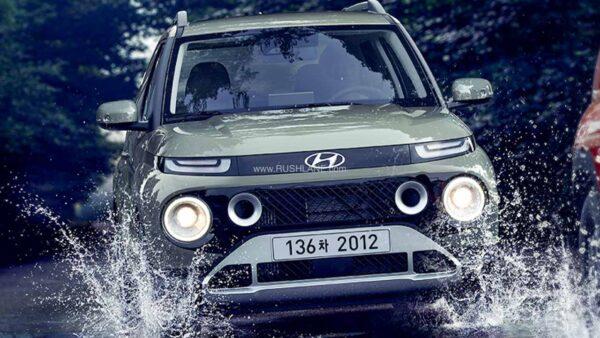 Hyundai Casper SUV