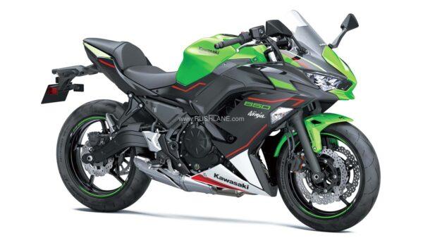 New Kawasaki Ninja 650 For India