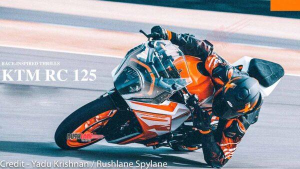 2022 KTM RC 125