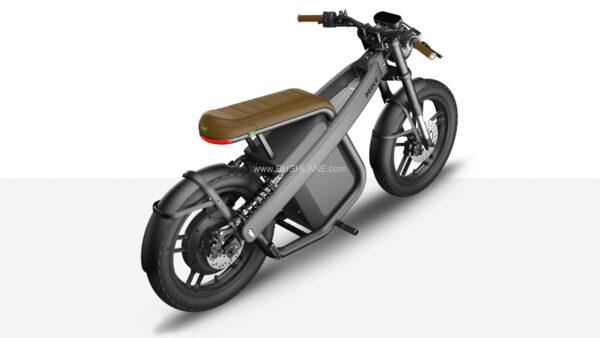 BREKR Electric Motorcycle Model B