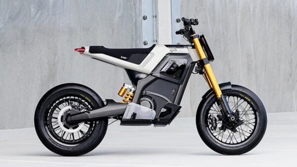 DAB Electric Motorcycle Concept