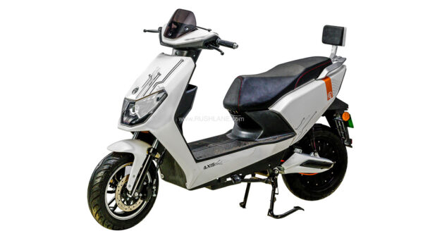 EVTRIC Electric Scooter - Axis