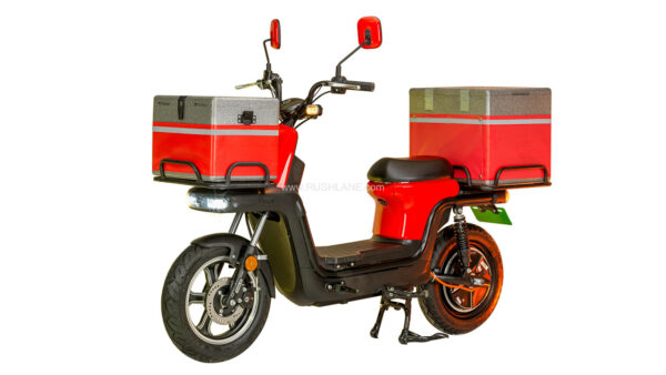 EVTRIC Electric Scooter For Delivery