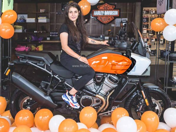 Harley Davidson Pan America 1250 First Owner in India