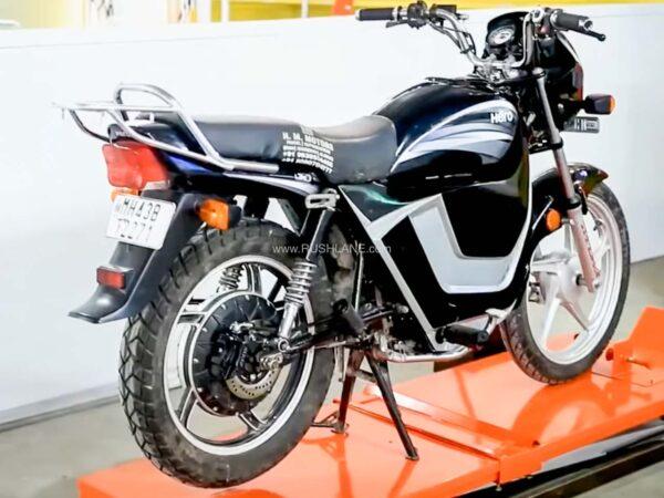 Introductory price of the EV Hero Splendor conversion kit