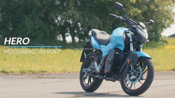 Hero Xtreme Electric Motorcycle