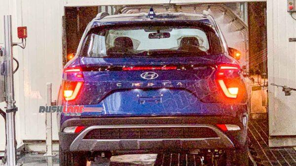 Hyundai Creta Exports July 2021