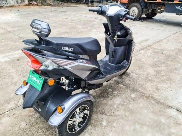 Komaki Electric Scooter XGT X5