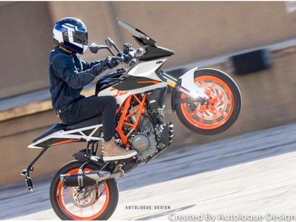 KTM Duke Xplorer GT
