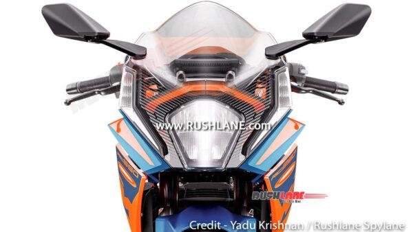 New Gen KTM RC 390