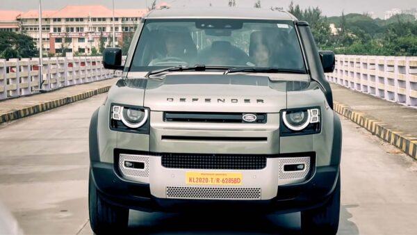 Land Rover Defender July 2021 Sales