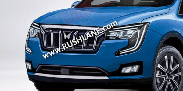 Mahindra XUV700 New Logo