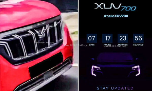 Mahindra XUV700 Official Debut Date