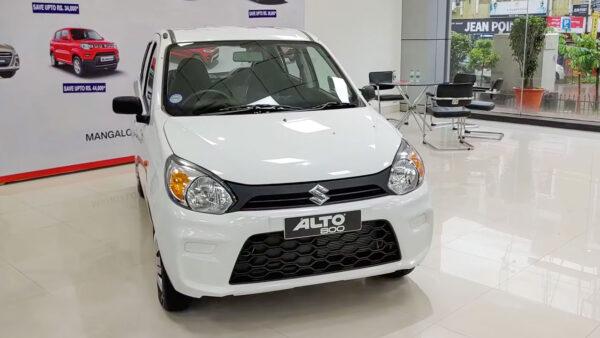 New Maruti Alto Price September 2021