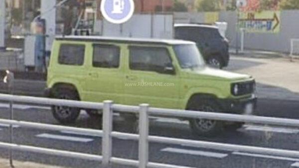 Maruti Jimny 5 door SUV