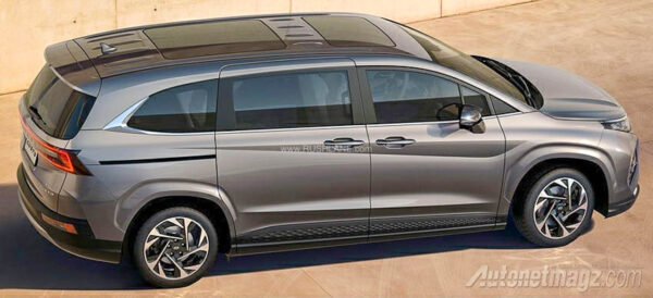 Hyundai Custo MPV