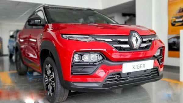 New Renault Kiger RXT O variant