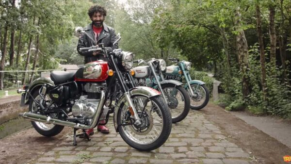 New Royal Enfield Classic 350