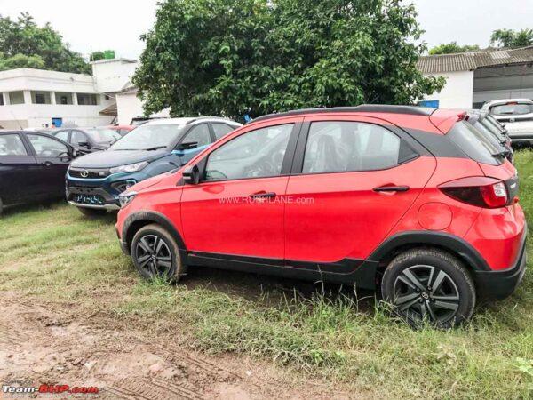 2021 Tata Tiago NRG Facelift